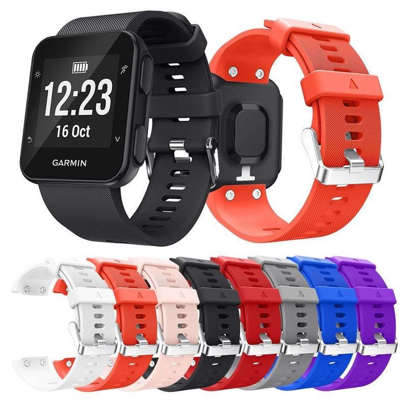台灣出貨 佳明Garmin Forerunner 35矽膠錶帶 Forerunner 35官方同款錶帶 運動錶帶 F35