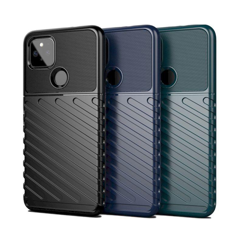 Google Pixel 4a 5G 保護殼耐摔防震抗摔包邊防撞殼磨砂手機殼