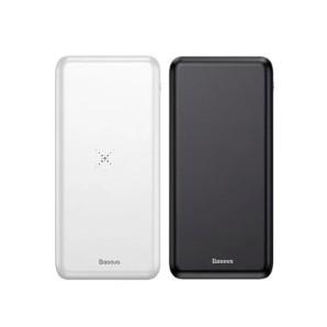 旺旺小小賣場Baseus 倍思 M36 無線充行動電源 10000mAh 無線充電 移動電源 雙輸出 快充