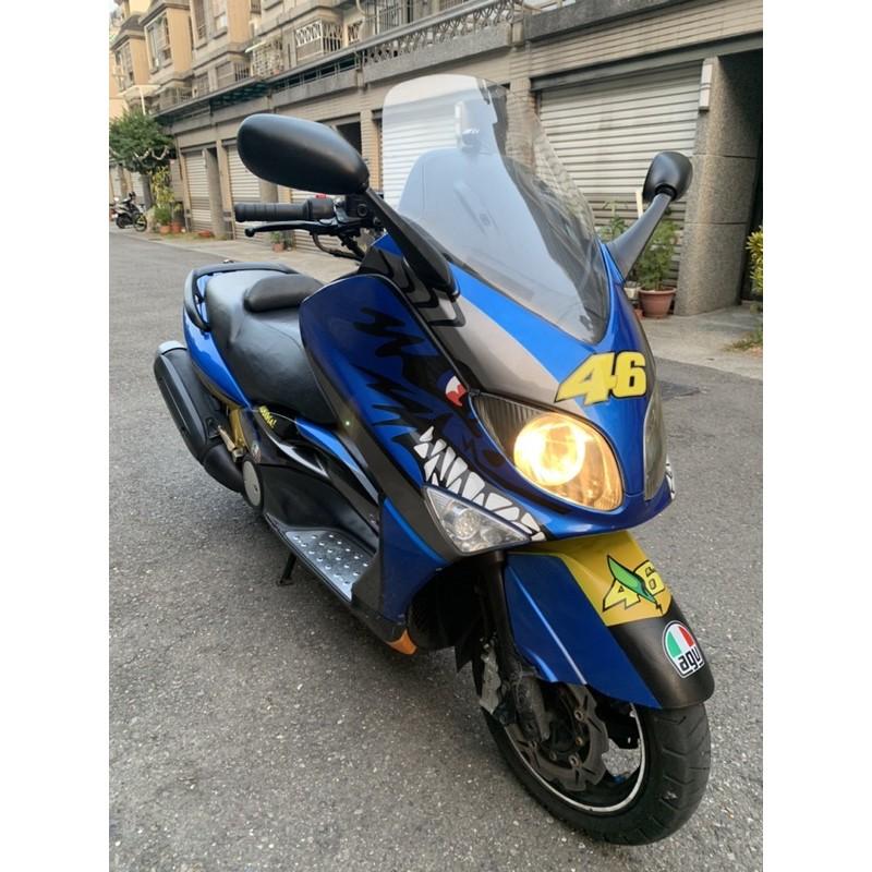 YAHAMA TMAX500 500abs 二手 街車重機 大型重機 高雄 500cc 黃牌 大羊 便宜