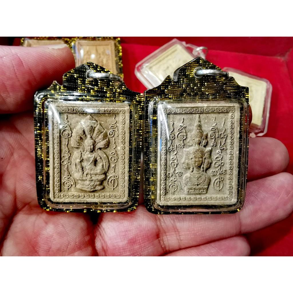 郵票版澤度金 龍婆龍耐x阿贊坤潘 佛曆2549年 佛牌鏢局