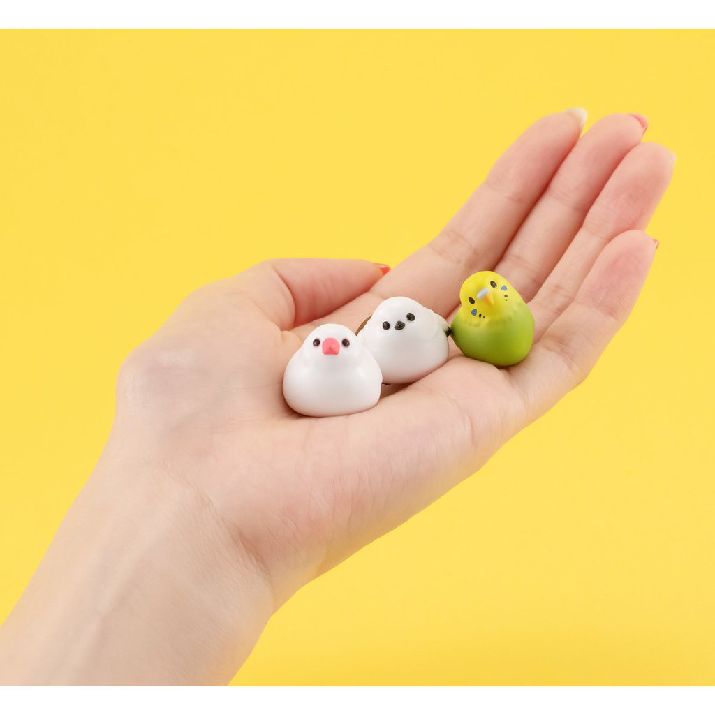 【玩具扭蛋】 BANDAI萬代小鳥充電線裝飾公仔第二代 散賣 全新 現貨 出清