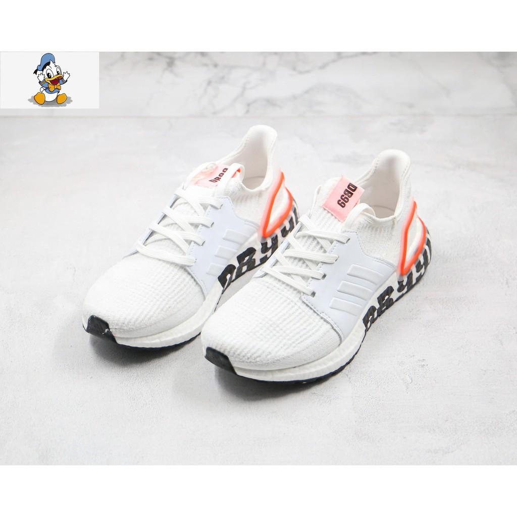 Adidas 貝克漢姆聯名 UltraBOOST 19 DB99 運動跑步鞋 男女款 FW1970