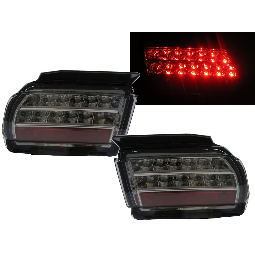 卡嗶車燈 TOYOTA 豐田 LAND CRUISER PRADO 蘭德酷路澤普拉多 08-15  LED 後霧燈