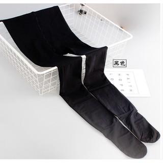 800D 1200D 褲襪 春秋季加厚絲襪連體褲襪女防勾絲肉黑色啞光顯瘦薄款打底褲