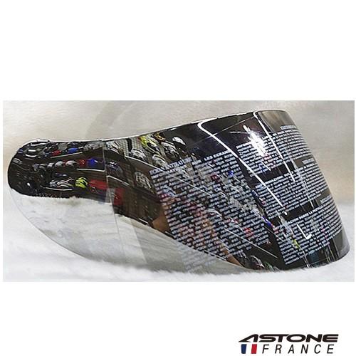 【ASTONE】GTR 專用鏡片(電鍍銀) 全罩式安全帽 配件