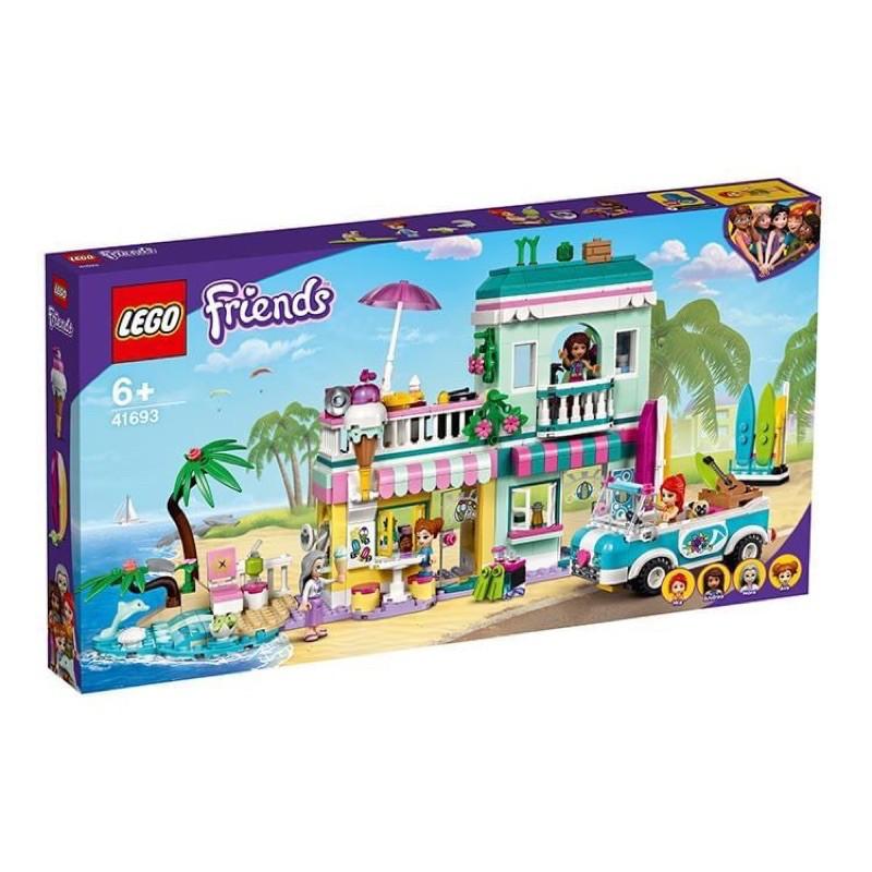 ||一直玩|| LEGO 41693 衝浪海濱 (Friends)