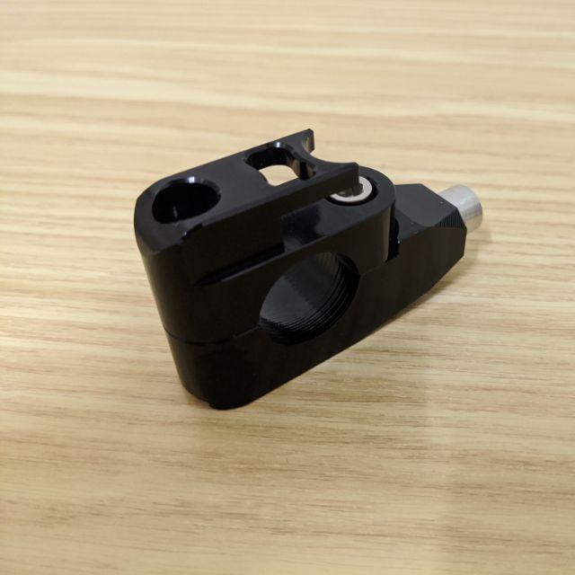 機車掛勾 CNC鋁合金 橫桿掛勾 smax force S2 可用 檔車用 cuxi gogoro 掛鉤