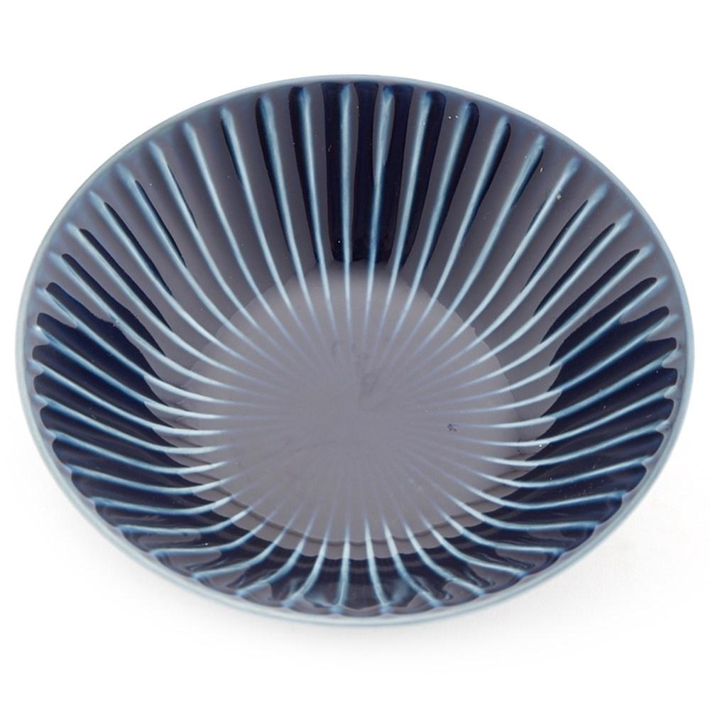 HOLA 日本洛紋飯碗 17cm 白