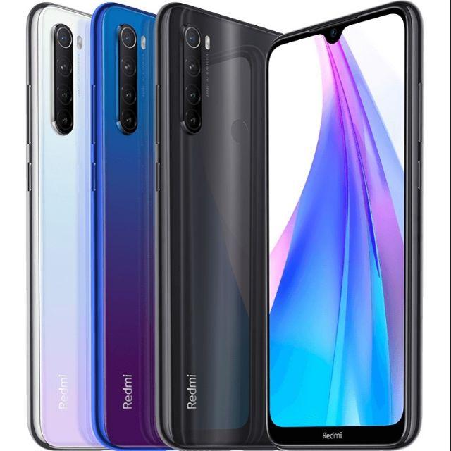 (24H) 有開發票 Xiaomi 小米 Redmi 紅米 Note 8T (3G/32G)(4G/64G) 顏色可選
