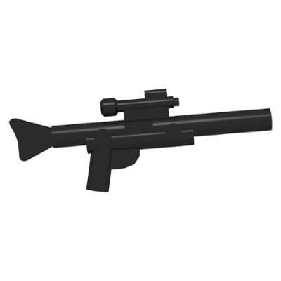 公主樂高殿 樂高王子 LEGO 10221 星際大戰 長槍 狙擊槍 黑色 57899 C062