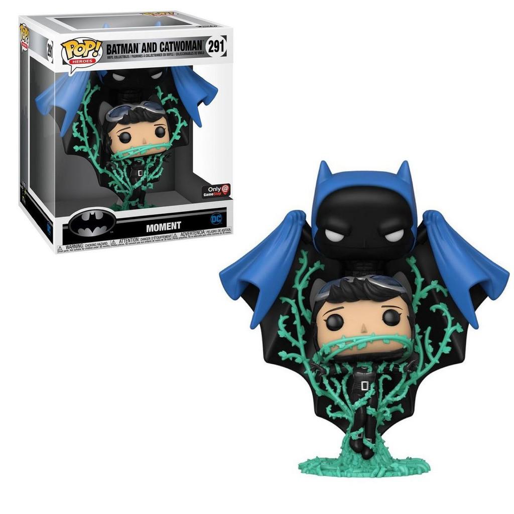 胖喬代購 [現貨] FUNKO POP BATMAN AND CATWOMAN 蝙蝠俠與貓女 場景組 美國GS限定