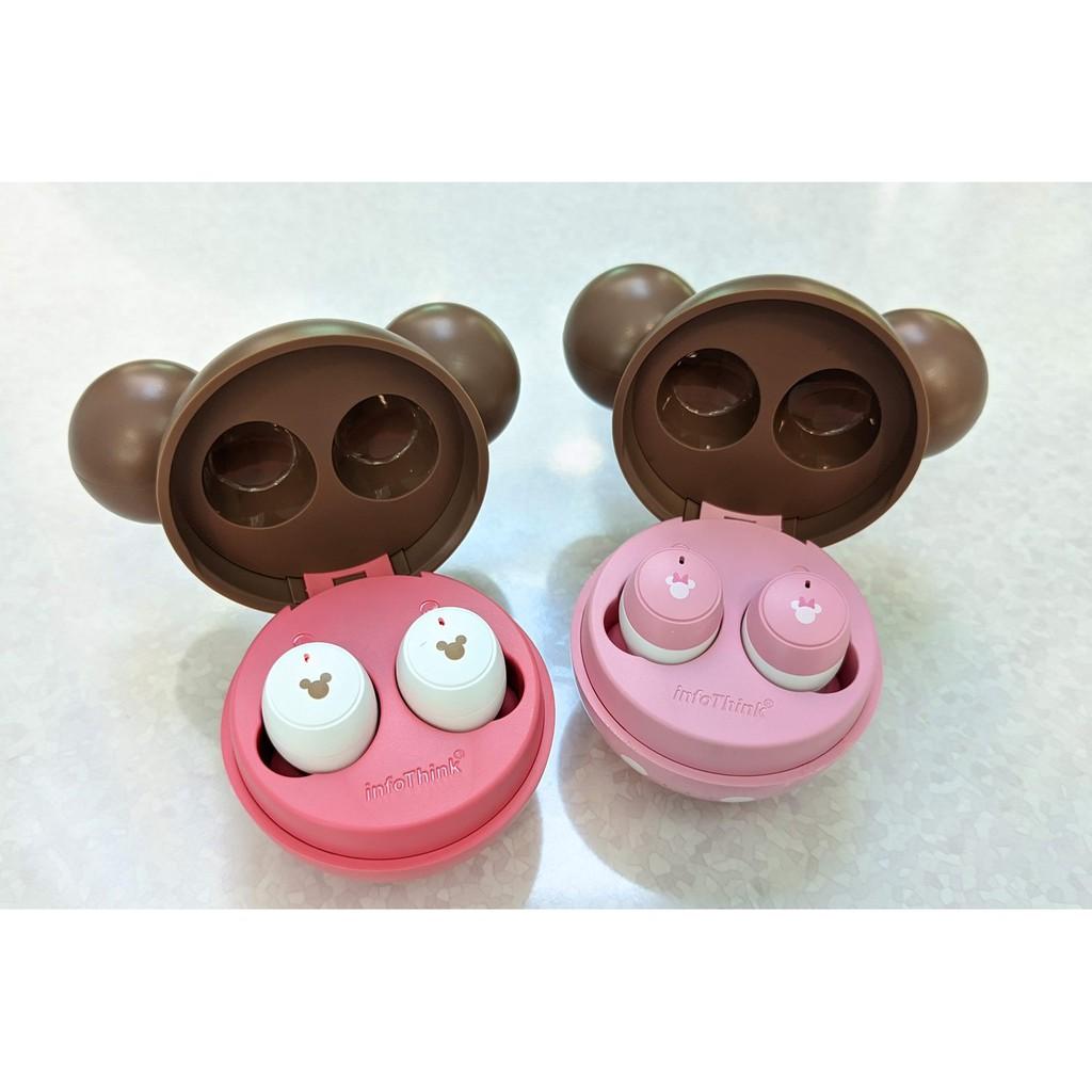 【小7柑仔店】[現貨]7-11 迪士尼 米奇&米妮系列真無線藍牙耳機