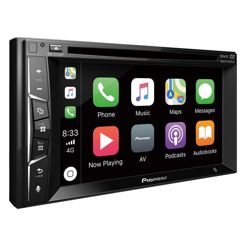 先鋒 AVH- Z2150BT 6.2吋DVD觸控螢幕主機