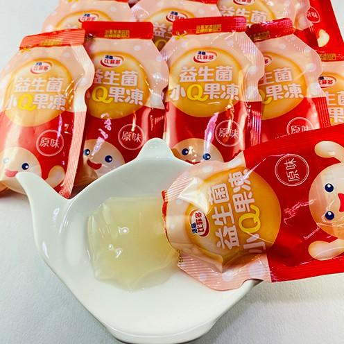 嘗甜頭 附發票 比菲多益生菌 小Q果凍 12入 活益比菲多 擠壓式果凍 吸吸果凍 養樂多 活性乳酸菌 Dr.Q QQ