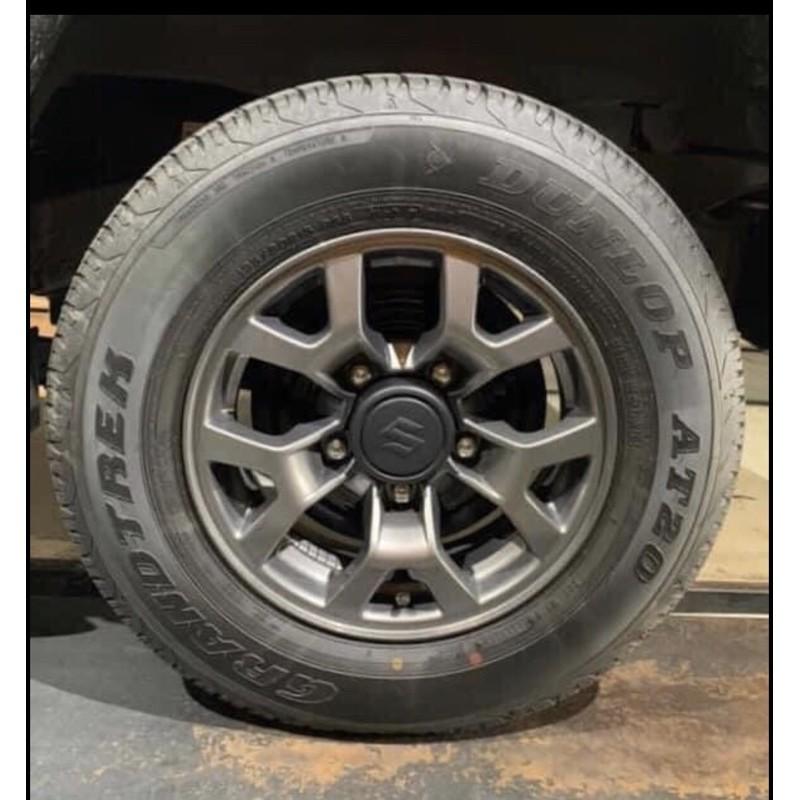 Jimny 4 (JB74) 原廠輪胎新車落地胎 尺寸:195/80/15