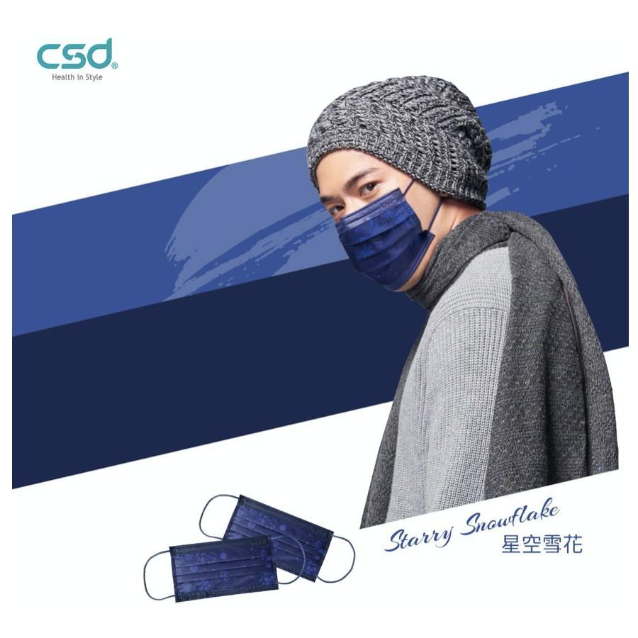 ★手工口罩外套+防疫眼鏡★ 買防疫套組送中衛絕版星空雪花盒裝★