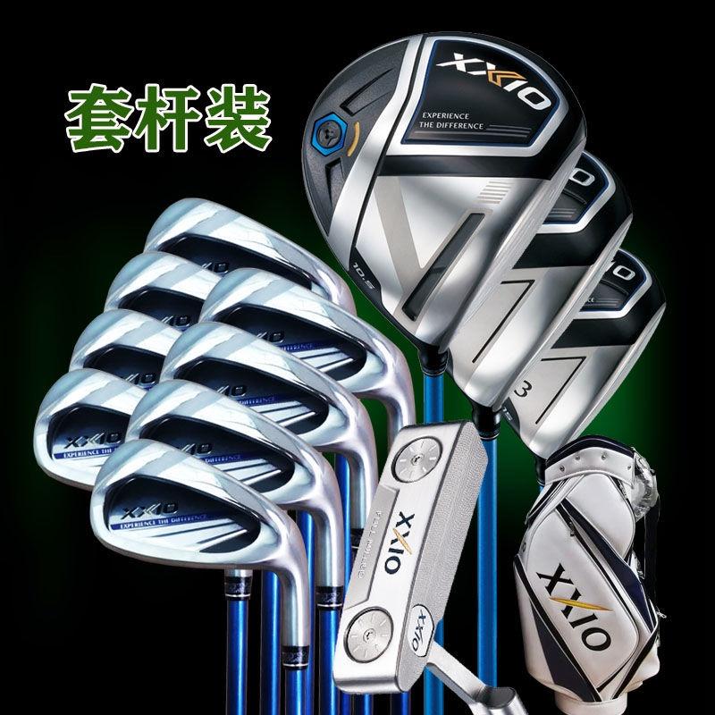 【超值現貨】高爾夫球桿 推桿XXIO XX10高爾夫球桿MP1100系列套桿男士桿全套新款