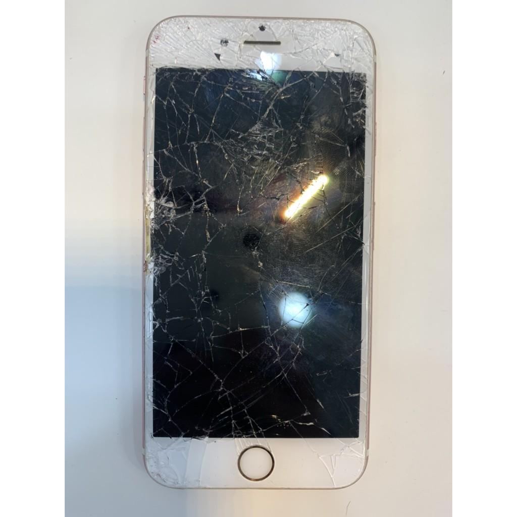 IPhone 6S PLUS 5.5 粉 #零件機 #錦州店 33695