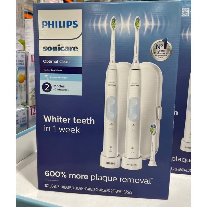 Philips飛利浦電動牙刷sonicare聲波式牙刷HX6829/71
