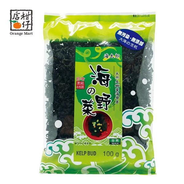 味榮-海太郎原味海帶芽(80g/袋)