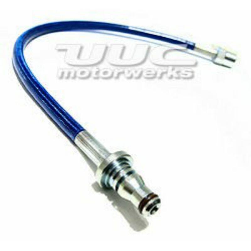 UUC不銹鋼離合器金屬油管 BMW E46全車系手排皆適用 318- M3 100% 美國製造