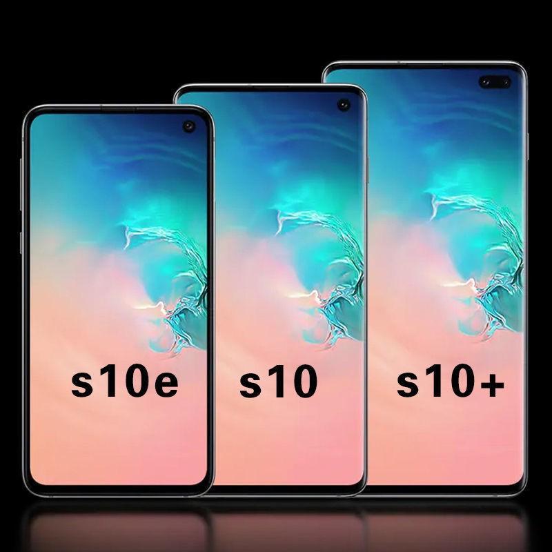 ﹊❈【現貨免運】 二手全新三星S9 S10e S10 S10+曲屏全面屏手機Galaxy S10 5G手機