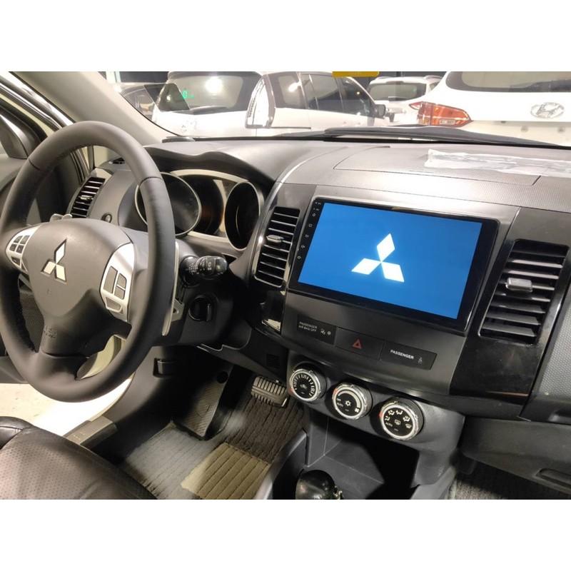Outlander 三菱 安卓機 9吋 07-13年 專用 安卓機 導航 汽車 安卓機 多媒體 影音 倒車顯影