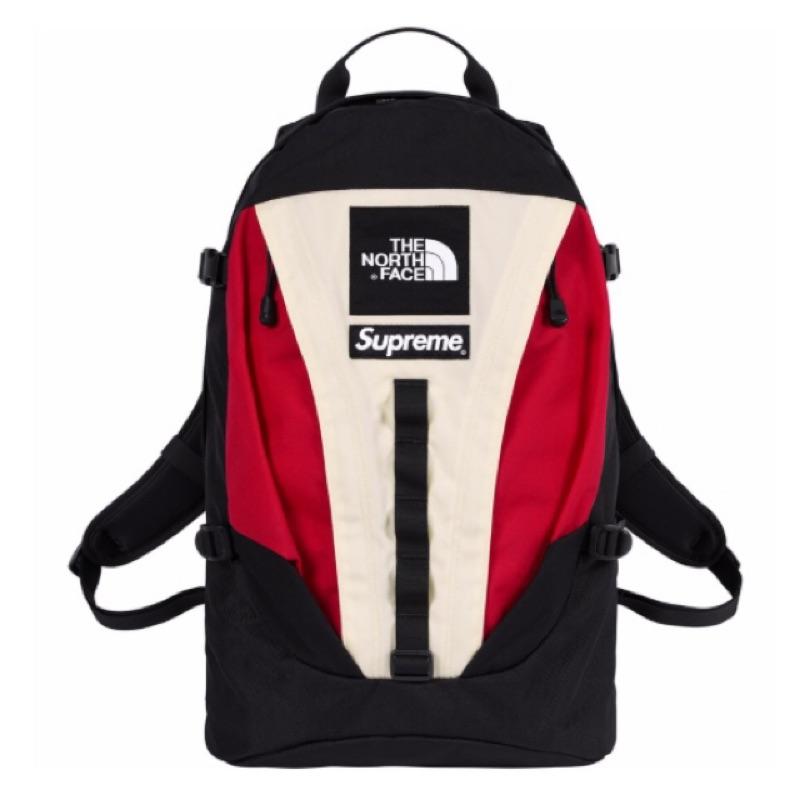 『少年白』Supreme®/The North Face® Expedition Backpack 後背包 北臉 TNF