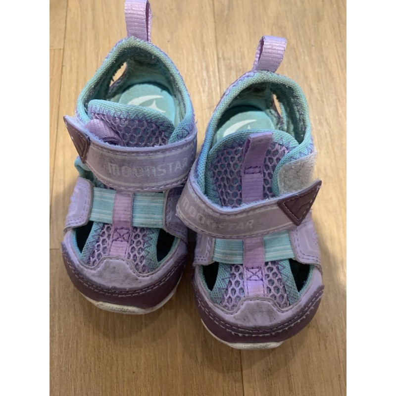 二手 moonstar 六成新 女童鞋