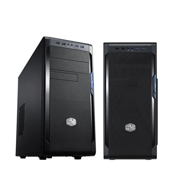 Cooler Master 酷碼 N300 黑化電腦機殼