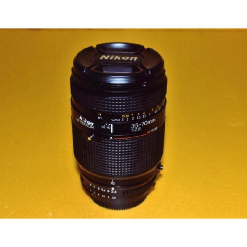鏡頭 全幅鏡 Nikon af ais 35 70mm f2.8 恆定光圈