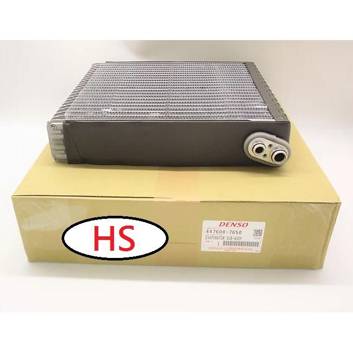 HS汽材 豐田 CAMRY 2.0/3.0 2002~2006年 日本DENSO 正廠 風箱仁 蒸發器