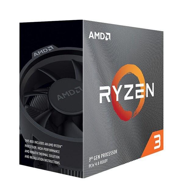 AMD Ryzen 3 3300X (R3-3300X)中央處理器(0730143312172)