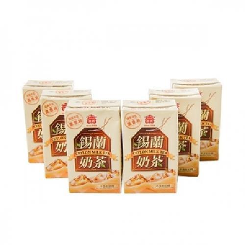 義美 錫蘭奶茶(250mlX6包/組)[大買家]