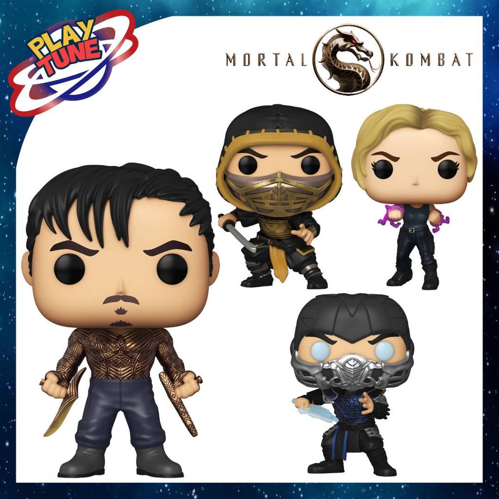[頑星球] (預購 5月發行) FUNKO POP! 真人快打 Mortal Kombat