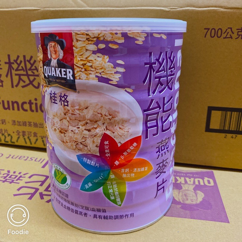 桂格 機能燕麥片700g