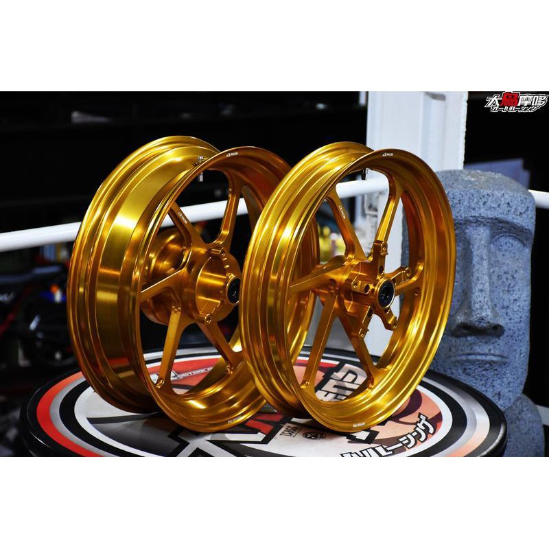 誠一機研 RCB FG506 鍛造輪框 R3 MT03 非abs板 專用 YAMAHA 山葉 改裝 跑車 輪圈
