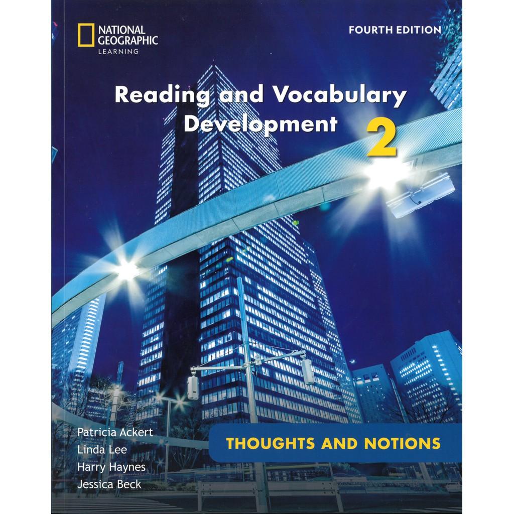 <讀好書>文鶴 Reading and Vocabulary Development 2 4/e 9789814896573