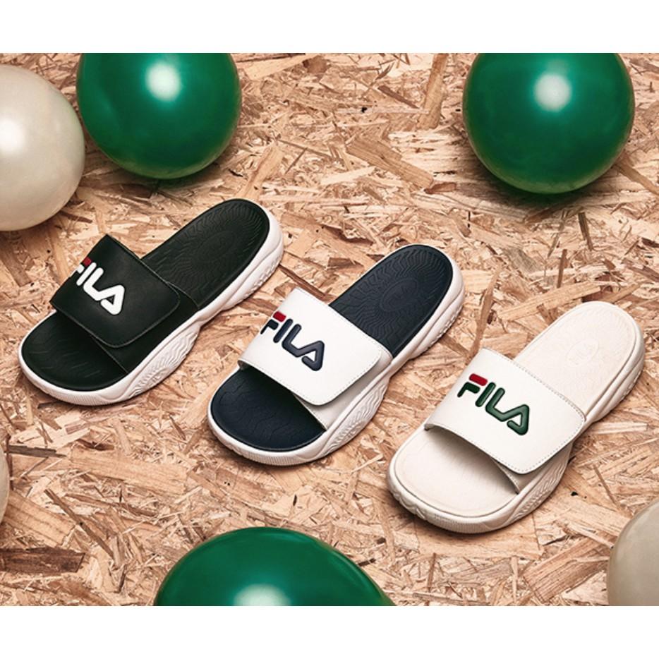 💐LOEIZ💐韓國代購🇰🇷  FILA TAPER  拖鞋