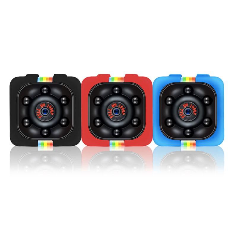 [趣嘢]1080P SQ11廣角夜視高清針孔攝影機 行車紀錄器 監視器 密錄器 支援32G記憶卡