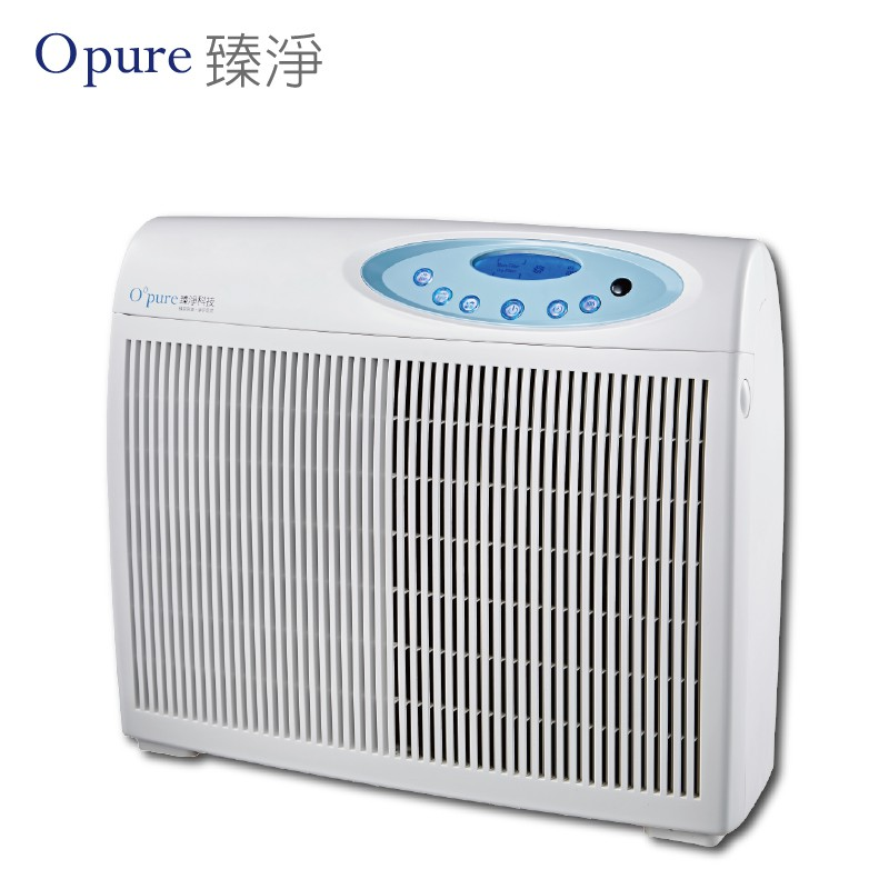 【Opure 臻淨】A4高效抗敏HEPA光觸媒抑菌DC節能空氣清淨機 廠商直送