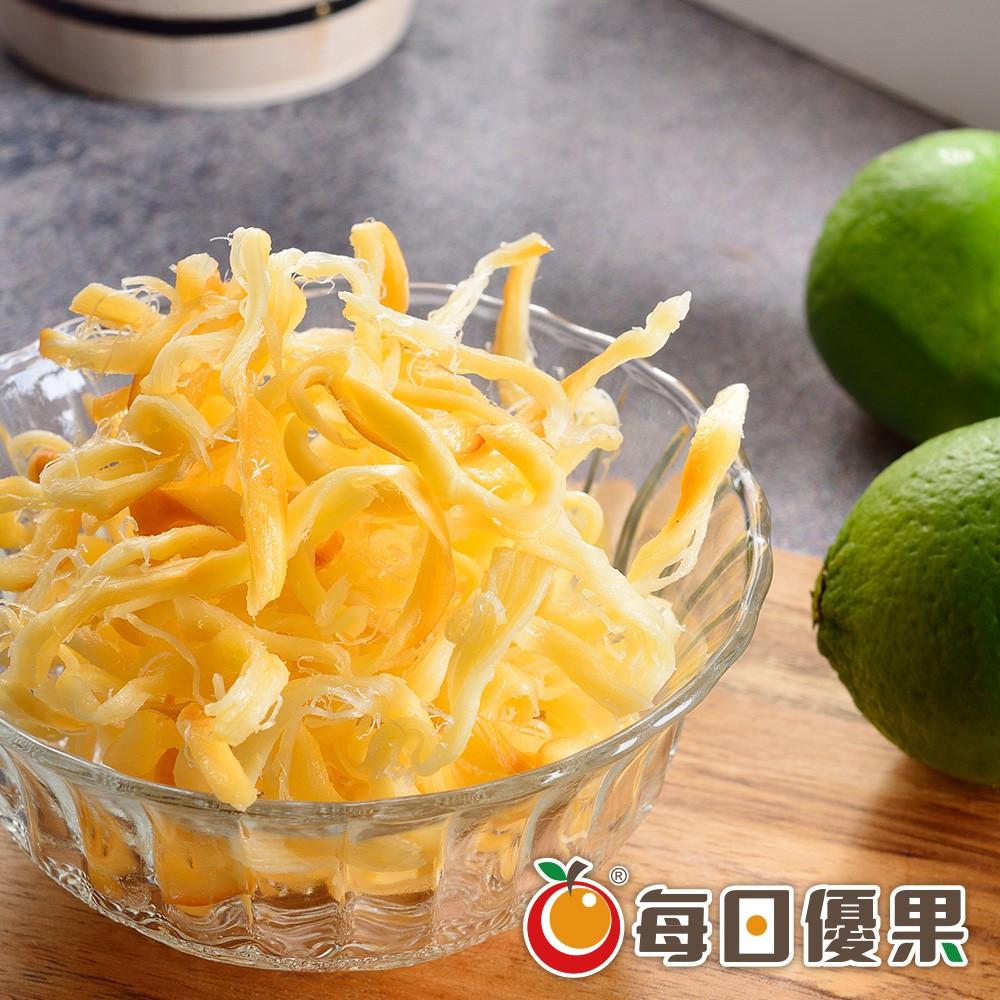 每日優果 超濃檸檬乳酪絲100G
