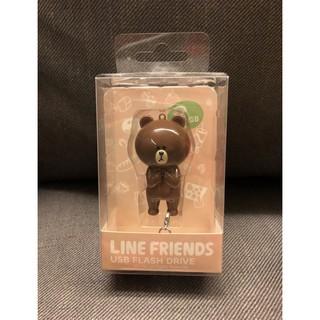 Line Friend 熊大3D立體造型隨身碟 8GB 新北市
