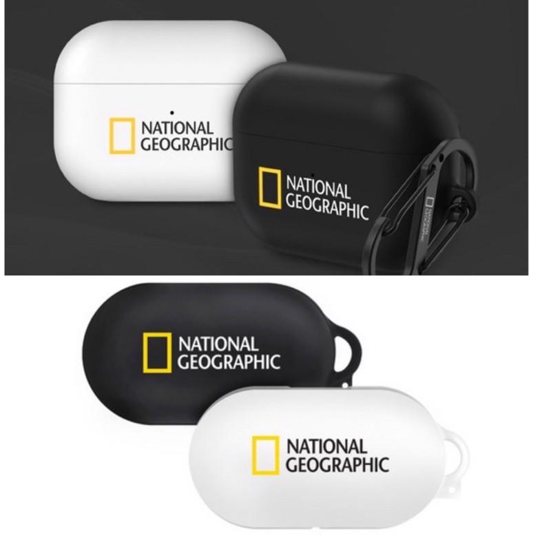 National Geographic AirPods pro 軟/硬 殼Galaxy Buds&buds pro黑/白