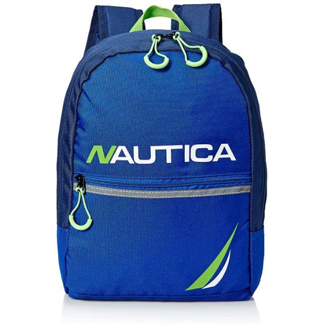全新商品 NAUTICA NK0021/23 童後背包 藍色
