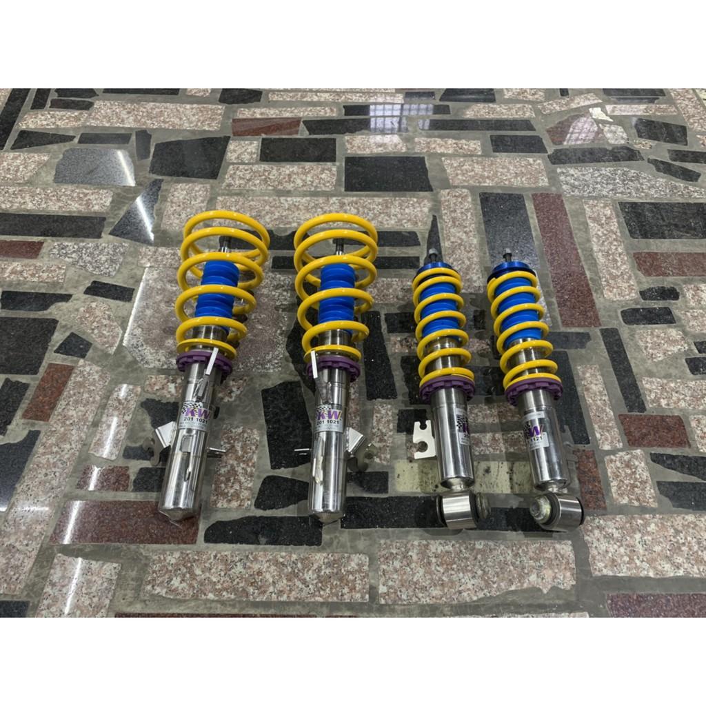 「中古」MINI Cooper R50-R56 KW-V2 高低可調 避震器