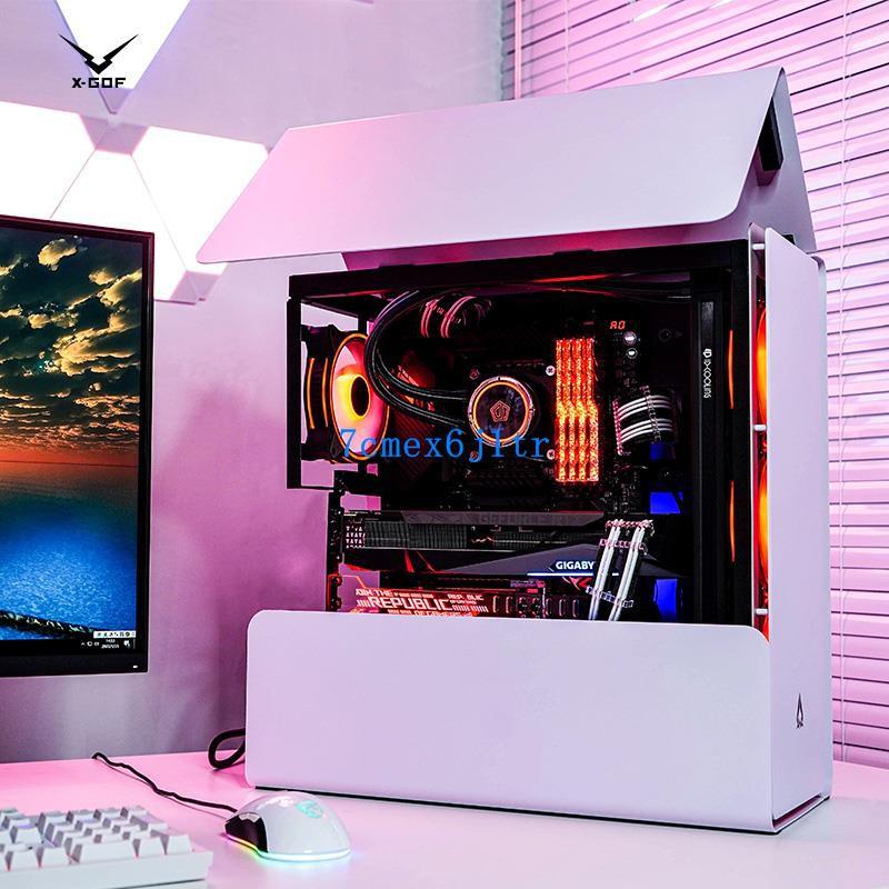 GOF AZZA 808 i710700k i9 10900k RTX3080 3090顯卡水冷電腦主機