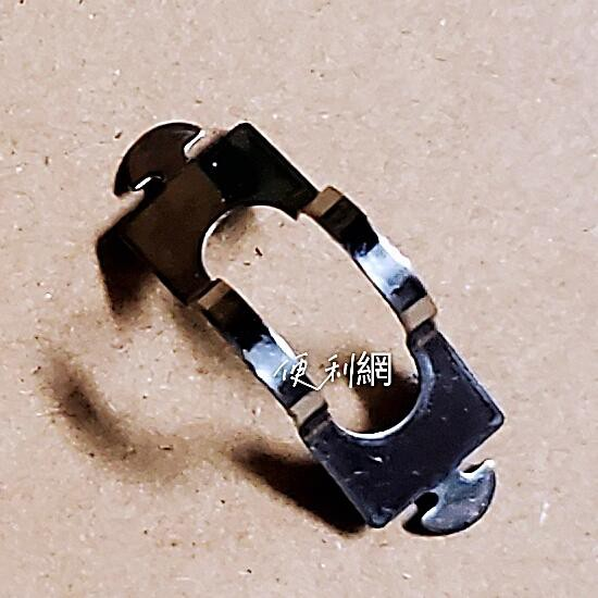 電暖器鹵素/碳素燈管用燈夾 燈架 固定環 單個賣-【便利網】