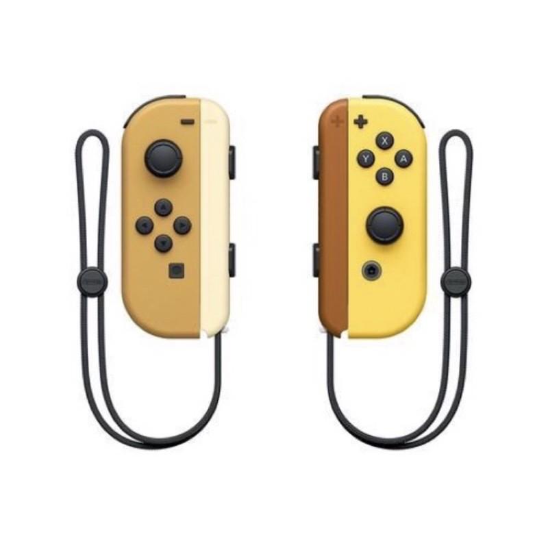 【NS電玩】免運現貨!原廠 任天堂 Switch NS  Joy-con 手把 同捆機 皮卡丘黑魂
